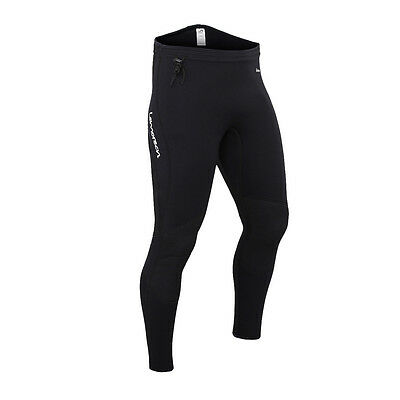 Wetsuits Pants 3mm Neoprene Winter Swimming Canoeing Pants Stand Up Padding