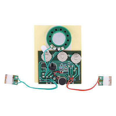 30s Greeting Card Recordable voice chip music sound chip module musical DIY JS