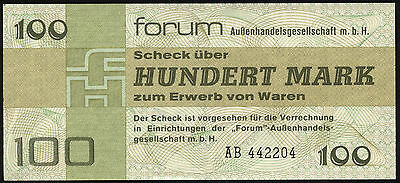 Ro.372a DDR 100 Mark 1979 Forumscheck (1-)
