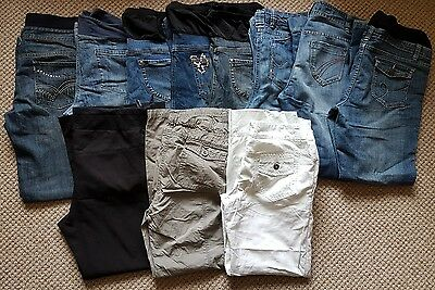 Joblot of maternity bundle Jeans and trouser size 16