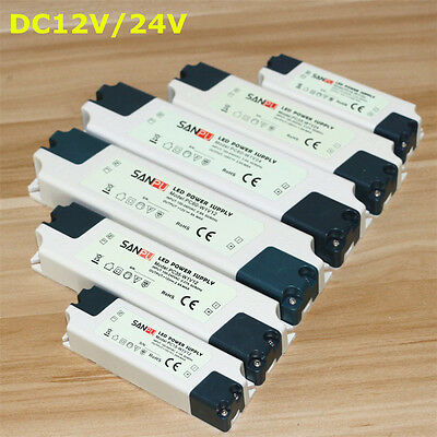 AC100V-240V TO DC 12V Regulated Power Supply Transformer For LED Strip Lamp