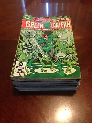 GREEN LANTERN Lot of 39 **SEE DESCRIPTION FOR TITLES AND NUMBERS (1986-04) FN