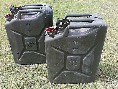 MOD jerry can 20L