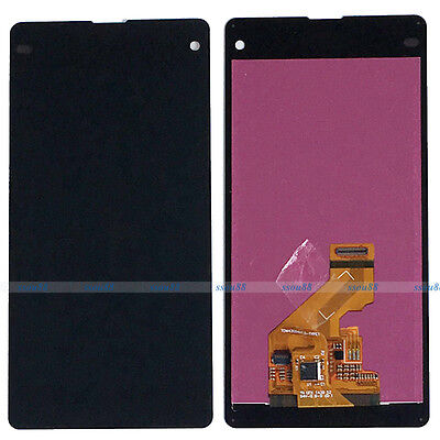 Black Sony Xperia Z1 Compact D5503 Z1 Mini Touch Screen LCD Display Assembly