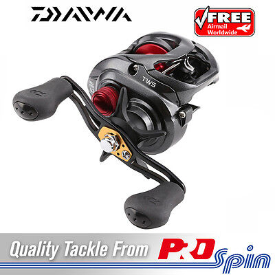 Daiwa Tatula CT 100 Saltwater Baitcast Reel - Choose 6.3:1  7.3:1 or 8.1:1