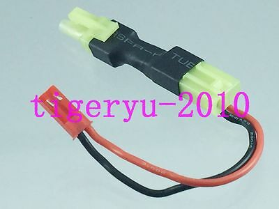 1pce Mini Tamiya Male&Female to JST Male 20AWG 10CM Wire for RC Lipo battery