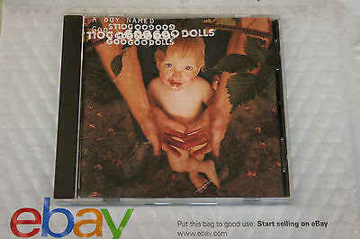Goo Goo Dolls - A Boy Named Goo (CD, Mar-1995, Metal Blade) EXCELLENT