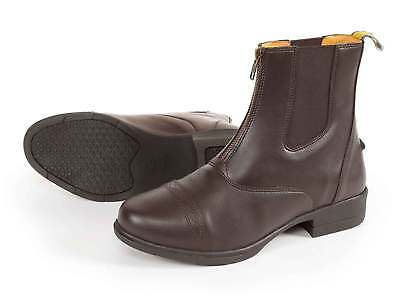 Shires Moretta Clio Paddock Boots - Equestrian - Super Comfy with Steel Shanks