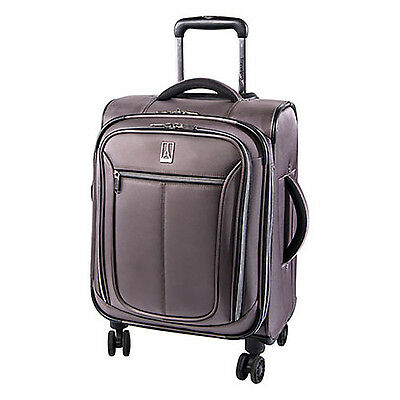 Travelpro Silver Linings Collection 20 Inch Spinner Carry On - Mocha