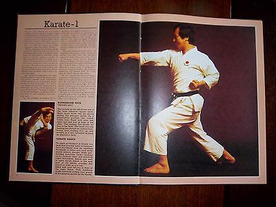 The Martial Arts compilation book. Stylish book!
