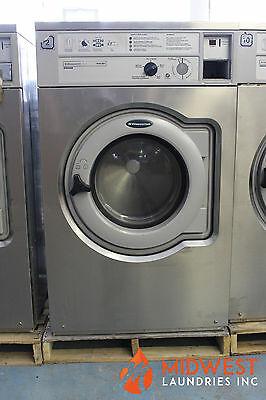 Coin-Operated Wascomat W630 Washers, Working Condition (10 Available)