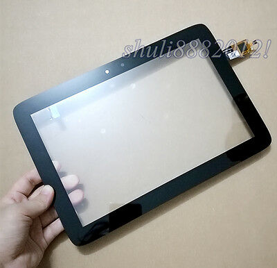 OEM For HP Slate 10 HD Slate10 HD Touch Screen Digitizer replacement Part black