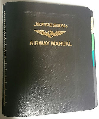 Jeppesen IFR/VFR Manual Binders