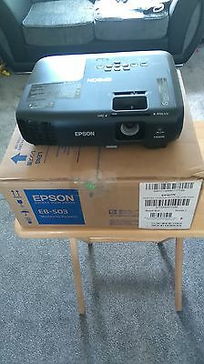 Epson EB-S03 LCD Projector