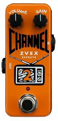 Z.Vex Channel 2 RETOURE - Overdrive / Booster