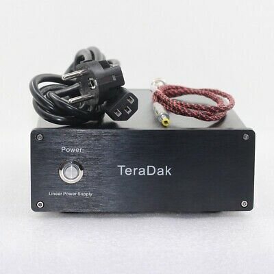 TeraDak DC12V5A power source PSU Linear Power Supply