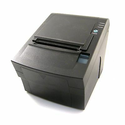 MT-150 Thermal Receipt Printer (Black / Printer Only) USED [Serial / RS232]