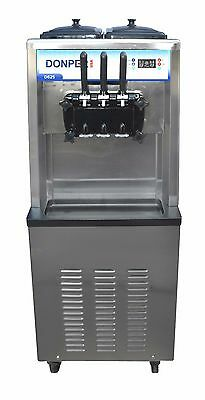 Commercial Soft Serve Ice Cream Frozen Yogurt Machine