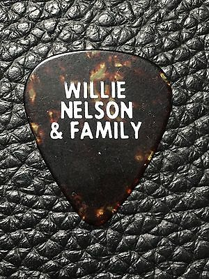 Guitar Pick - Willie Nelson - Real Vintage Tour Pick