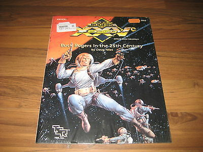 Buck Rogers in the 25th Century Adventure komplett XXVCS3 TSR3573 New Sealed
