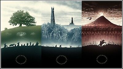 Lord of the Rings : Return of the King Movie Poster T638 |A4 A3 A2 A1 A0|