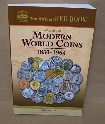 A Catalog of Modern World Coins 1850 - 1964 14th edition by R.S. Yeoman