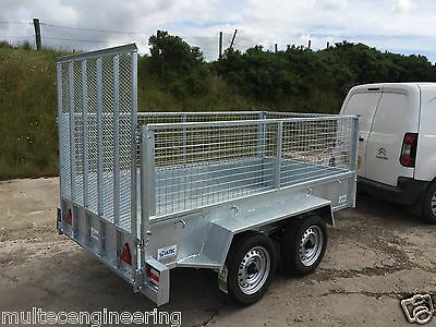 General Purpose 8ft x 4ft Trailer (trailor utility trailers builders commerical)