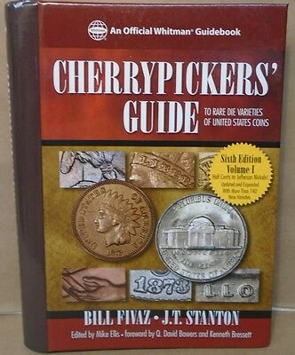 Cherrypickers Guide To Rare Die Varieties Of United States Coins 6th ed. Vol.1