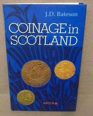 Coinage in Scotland by J.D. Bateson Roman Coins From Scotland, The Vikings
