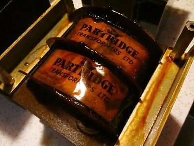 partridge output transformer WWFB 0.95  output transformer