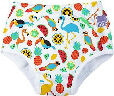 Bambino Mio Reusable Potty Training Pants Tropical Island Toilet Training BNIP