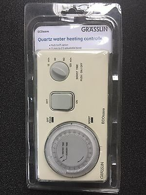 Grasslin Quartz Immersion Timer For Immersion Heaters And Economy 7 Free post
