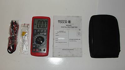 Matco Digital Automotive Multimeter Electrical Test Meter Tool MD582 DMM  NICE