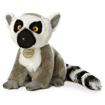 Aurora Miyoni 10 inch Ring Tailed Lemur Plush