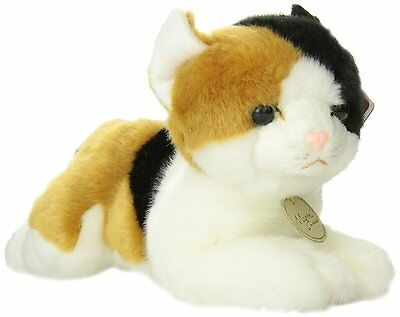 Aurora Miyoni 11 inch Calico Plush Cat