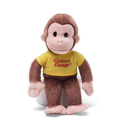 Gund Curious George 8 inch Plush Toy