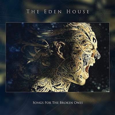 EDEN HOUSE 'Songs for the Broken Ones' 2LP vinyl Fields of the Nephilim gothprog