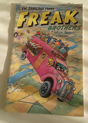The Fabulous Furry Freak Brothers #11