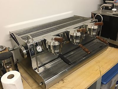 Synesso Cyncra 3 Group 1st Generation Espresso Machine (2008 - 304 S/N)