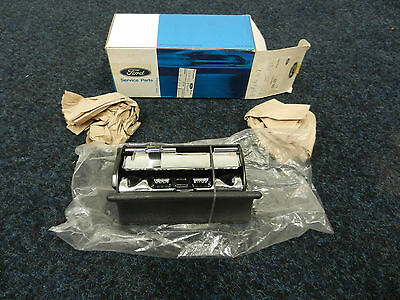 Ford Escort RS Cosworth NOS hrome Ash Tray Centre Console.