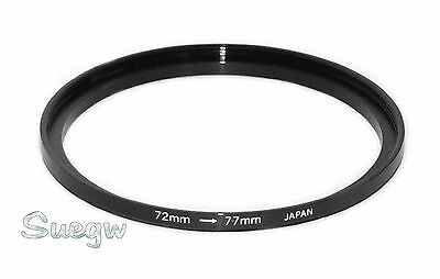 72mm to 77mm Step-Up Ring