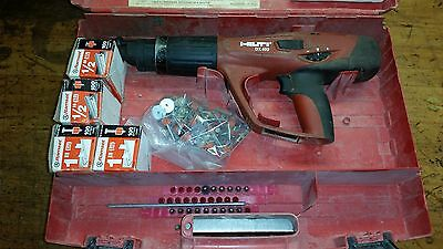 Hilti Powder Actuated Tool Dx460 In  Hard Case