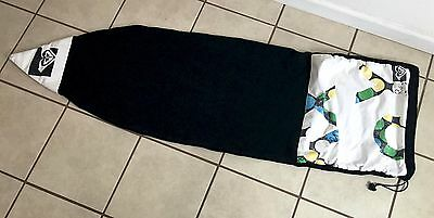 Roxy Surfboard Sock Cover - Light Protective Bag for your Surf Board Size 6'