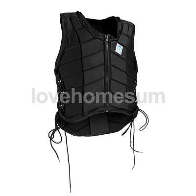 Child Equestrian Vest Body Protector Horse Riding Protection Guard Equip S
