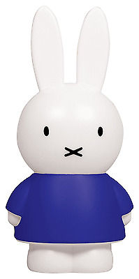 """Sweet Dreams with MIFFY (Nijntje) 12"""" LED Night Lamp (Blue) The Favorite Bunny"""