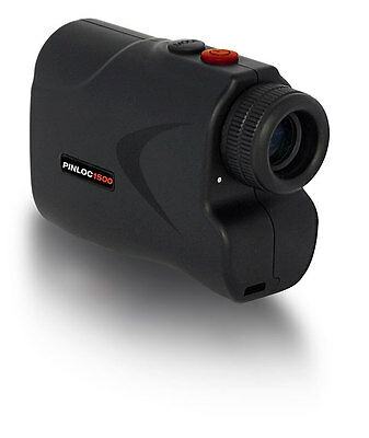Sureshot Laser Pin Loc 1500 Range Finder - Black