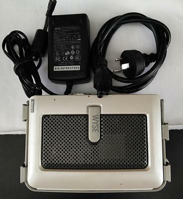 Wyse SX0 Winterm S10 Thin OS Terminal Compact with Power Adapter and Power Cable