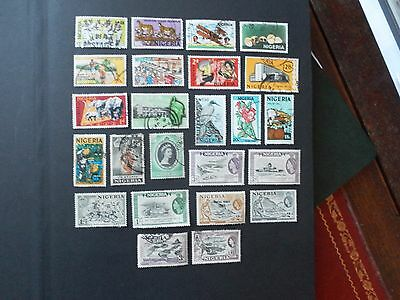 Nigerian Stamps.