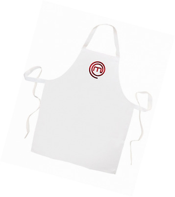 Masterchef Apron (White) Official merchandise