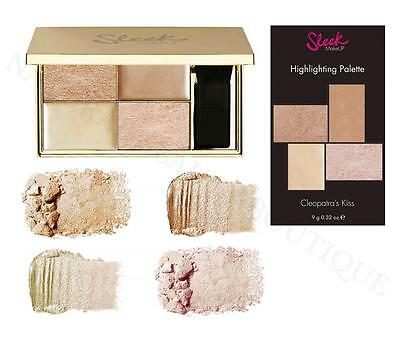 Sleek Highlighting Palettes - Highlighter Boxed Sealed Authentic & Fastest Post